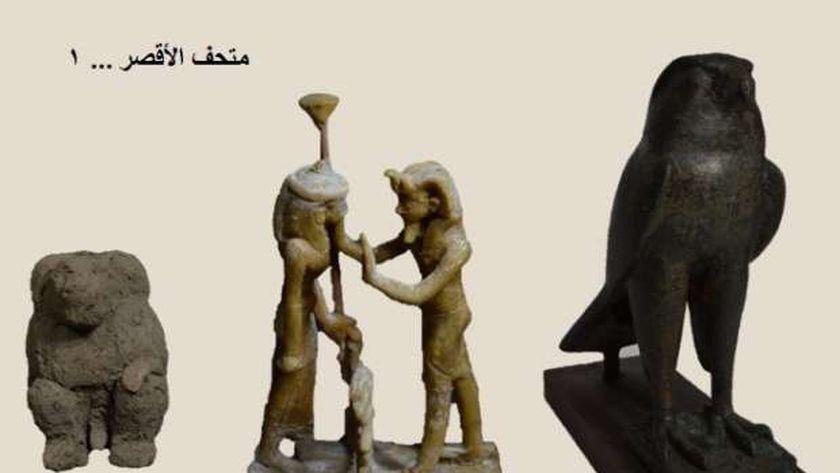تعرف على القطع الأثرية التي سيتم عرضها في مايو بالمتاحف المصرية