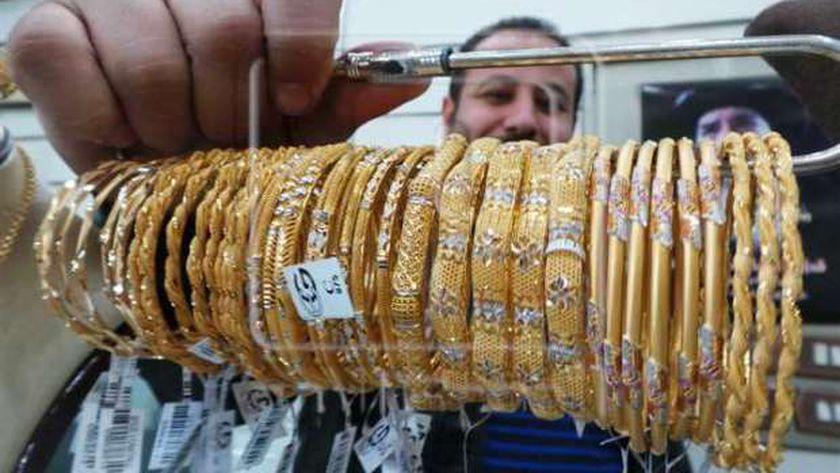 سعر جرام الذهب عيار 21