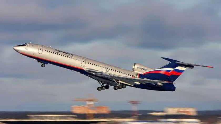 عودة الطيرن الروسي لمصر خلال شهر: