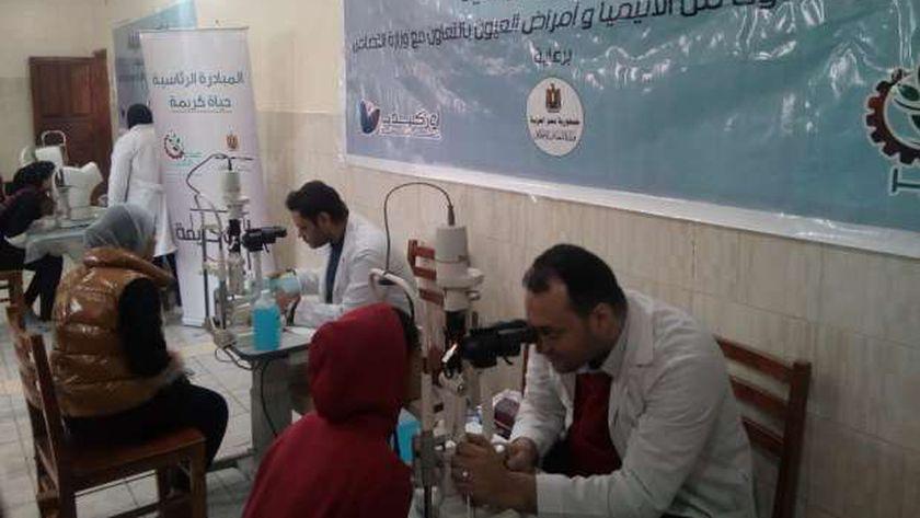 التضامن تنظم ثاني  القوافل الطبية ببورسعيد بحضور ٦مؤسسات للرعاية الاجتماعية