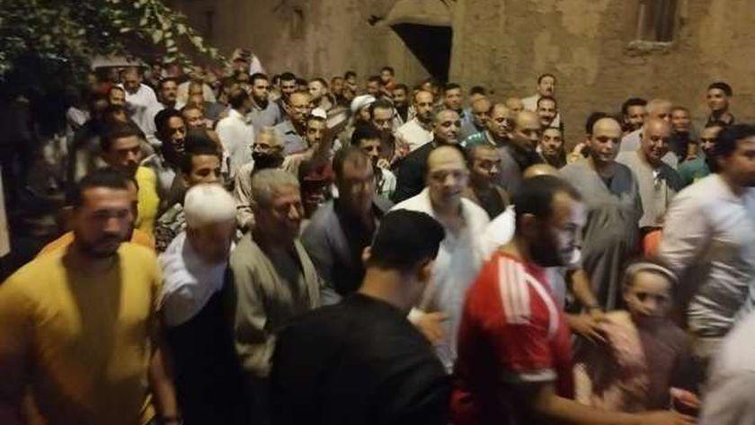 تجمع المواطنين لدعم مرشح مجلس النواب