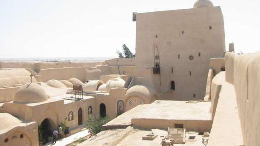 «الوطن» تفتح ملف «التراث القبطى».. رحلة داخل «الغرف السرية» مفاتيح الحضارة فى صحارى مصر