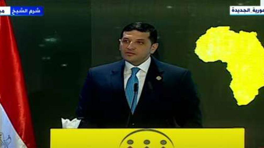 المستشار محمد عبدالوهاب، رئيس الهيئة العامة للاستثمار والمناطق الحرة