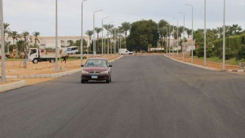 محافظ جنوب سيناء فتح جميع الطرق الدولية والداخلية بالمحافظة المحافظات الوطن