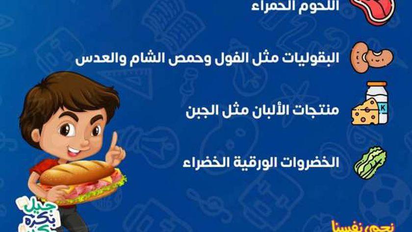 أطعمة تحتوي علي فيتامين الزنك للحماية من فيروس كورونا
