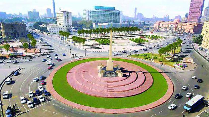 """ميدان التحرير """"ارشيف"""""""