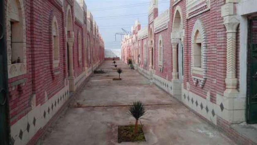 مقابر المجتمعات العمرانية.. صورة أرشيفية