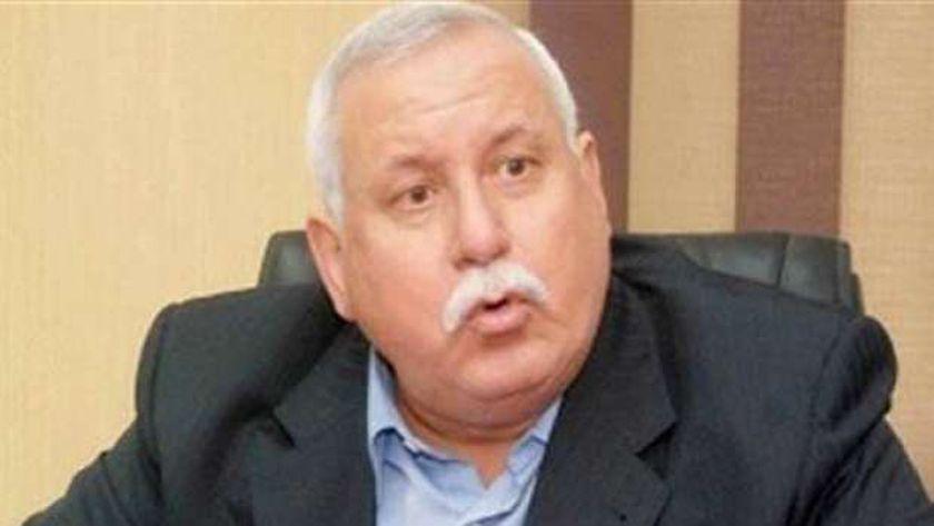 محمد المرشدي، رئيس غرفة الصناعات النسيجية باتحاد الصناعات