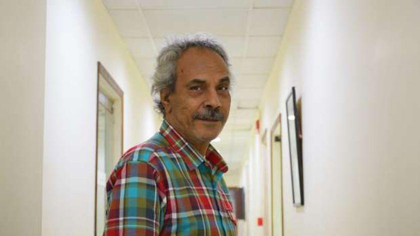 الكاتب الصحفي محمود الكردوسي