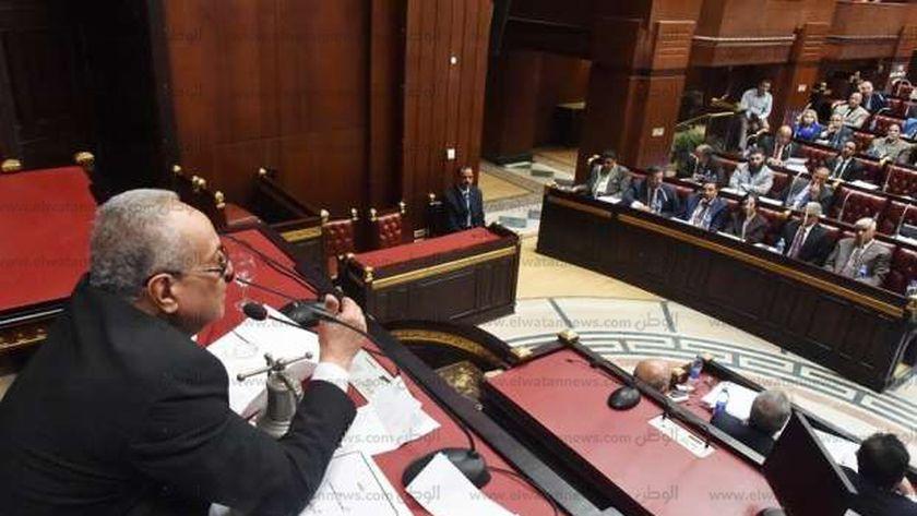 لجنة الشئوون الدستورية