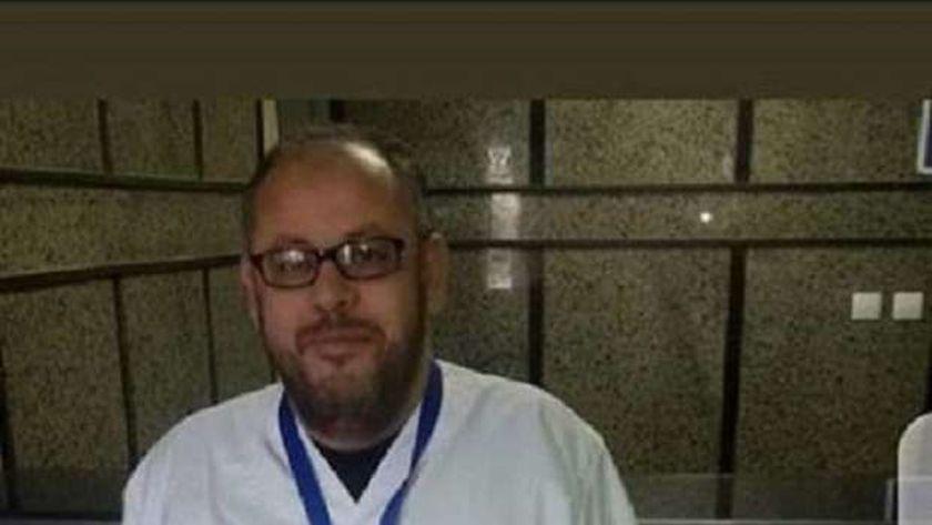 ممرض مستشفى النجيلة المتوفى متأثرا بكورونا