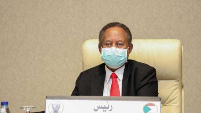رئيس مجلس الوزراء السوداني الدكتور عبد الله حمدوك