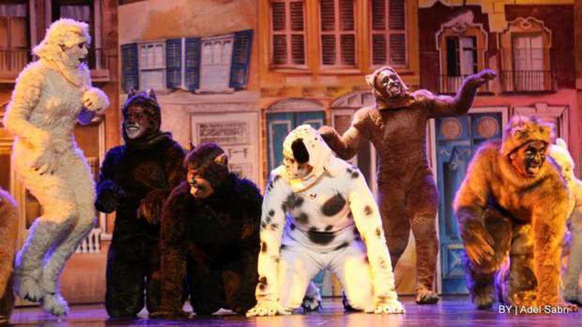 مسرحية Dogs