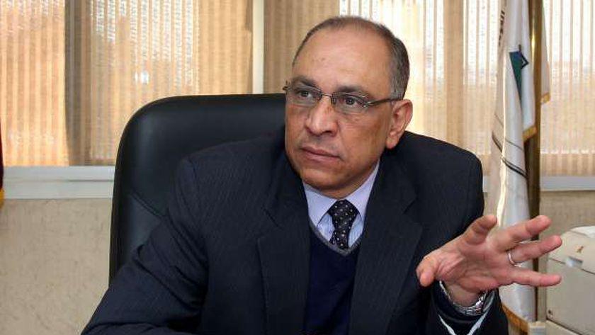 الدكتور طارق توفيق نائب وزيرة الصحة والسكان لشؤون السكان