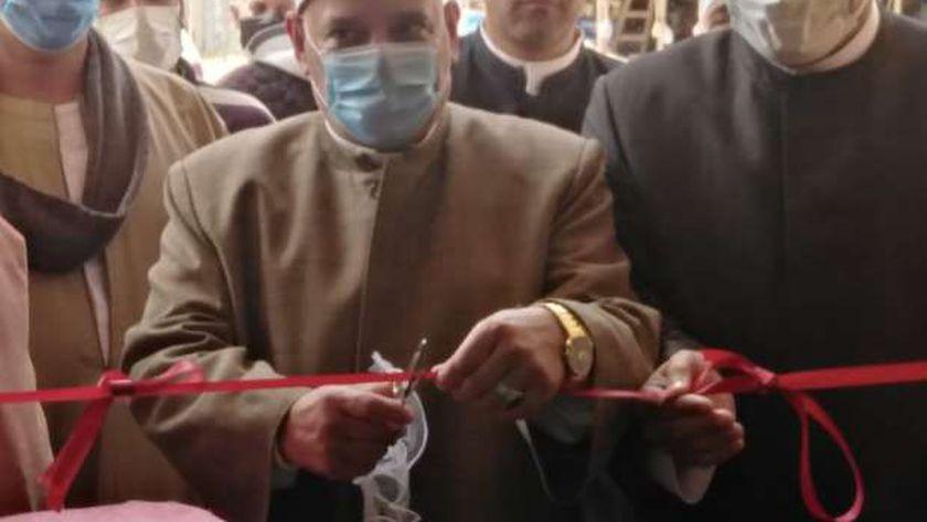افتتاح مسجد العزيز الرحيم
