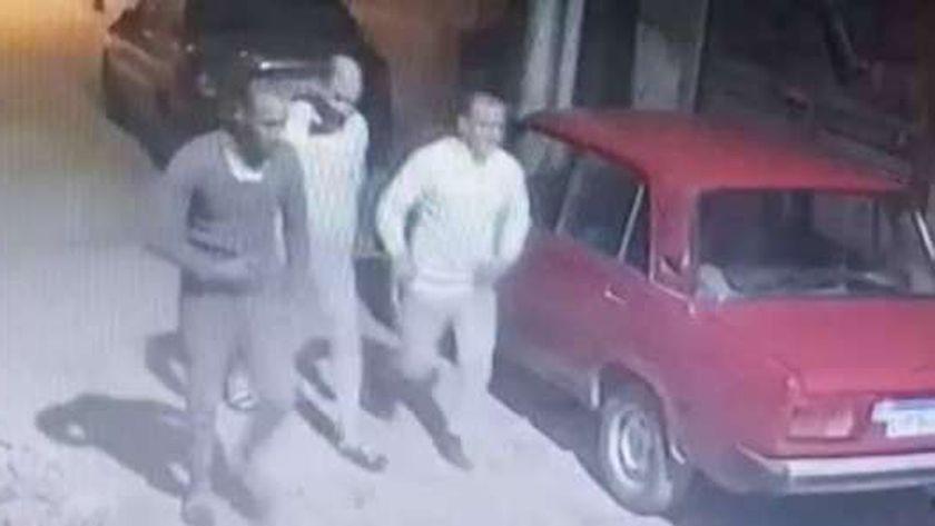 سقوط 3 مسجلين خطر الهاربين من سجن طنطا العمومي في حملة بالغربية