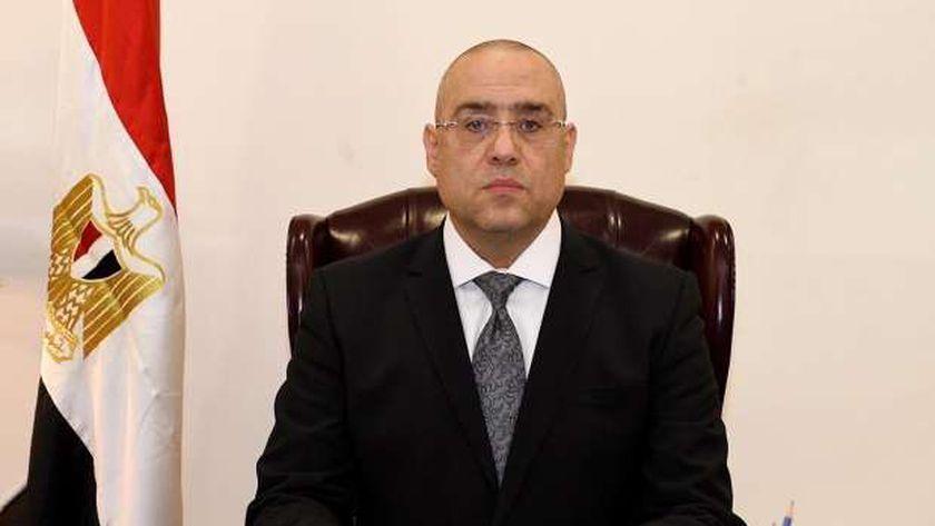 الكتور عاصم الجزار وزير الإسكان