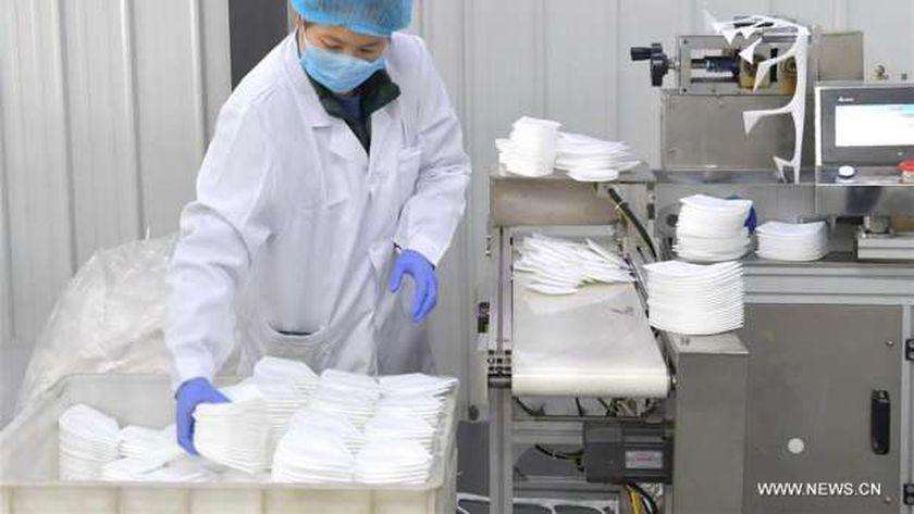 تجهيزات طبية لمواجهة فيروس كورونا