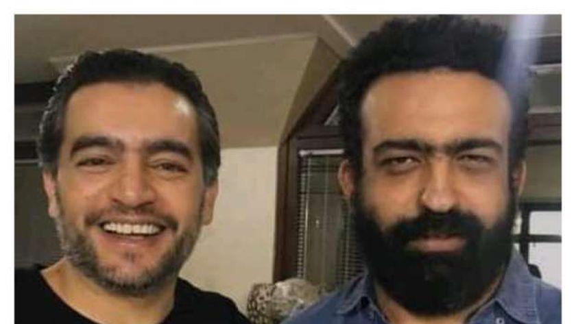 محمد العدل وهاني سلامة