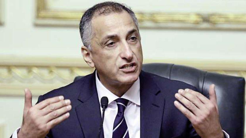 طارق عامر محافظ البنك المركزي المصري - أرشيفية
