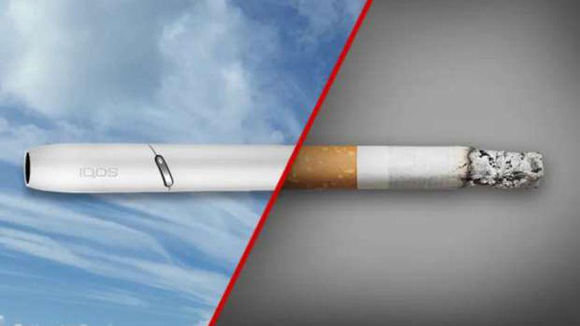 التبغ المسخن