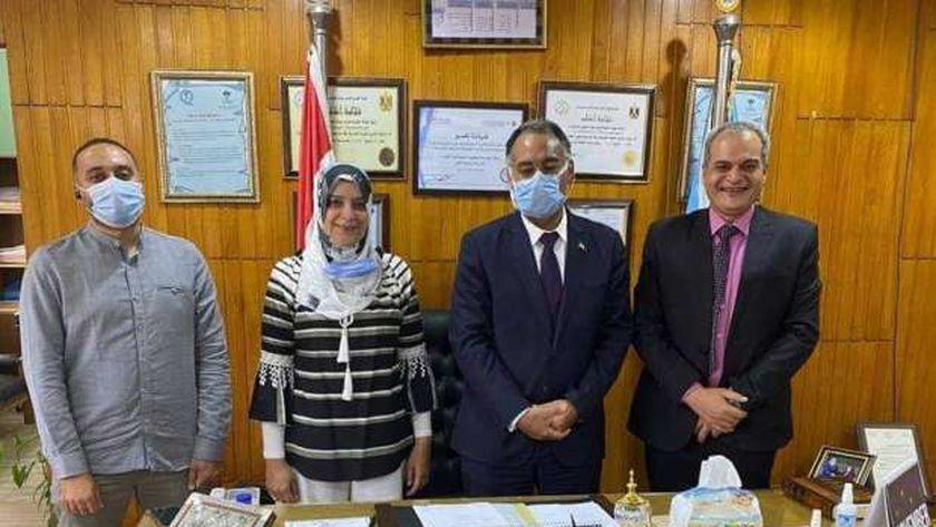 تدشين برتوكول تعاون بين صحة البحر الأحمر وطب الأزهر