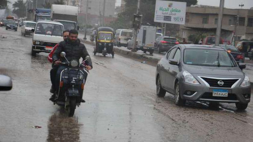 الأرصاد تكشف عن مناطق سقوط الأمطار وموعدها