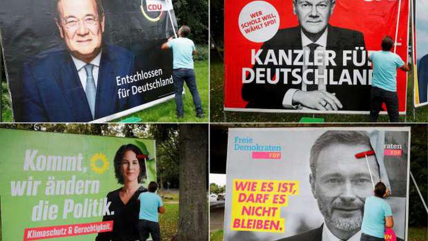 الفارق ضيق حتى الآن بين مرشح ميركل ومنافسها في الانتخابات الألمانية 2021