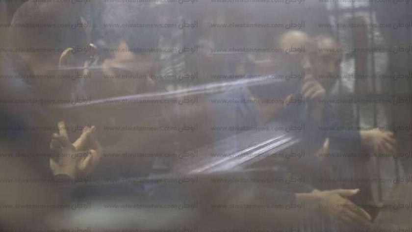 متهمو أنصار الشريعة