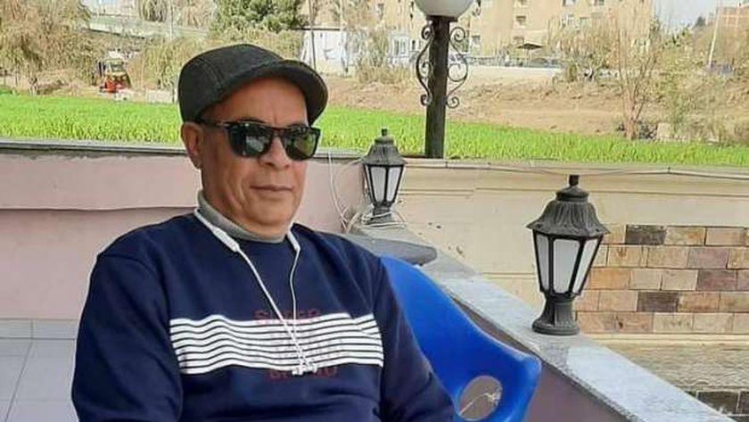 محمود حويحي كبير فنيين الأشعة بمستشفى الواسطى المركزي