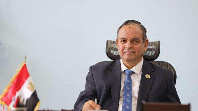 رئيس مصلحة الجمارك المصرية
