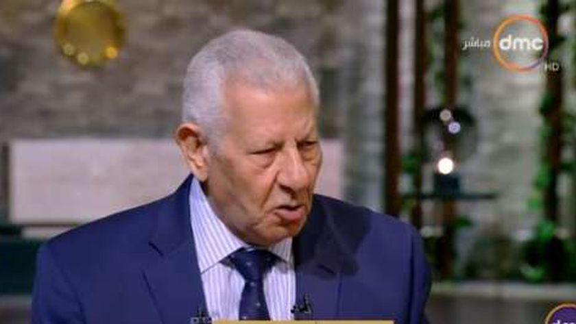 مندوب رئاسة الجمهورية يعزي مكرم محمد أحمد في وفاة شقيقته