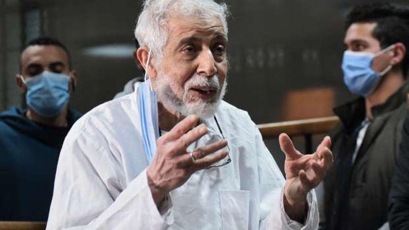 المتهم محمود عزت