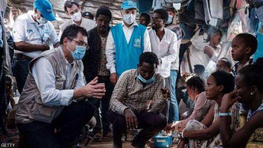 الصيلب الأحمر الدولي يطلق نداء لتوسيع الاستجابة لأزمة تيجراي الإثيوبي