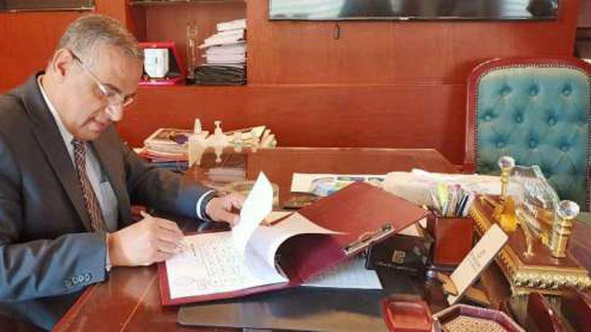 محافظ سوهاج يعتمد نتيجة الشهادة الإعدادية للدور الثاني