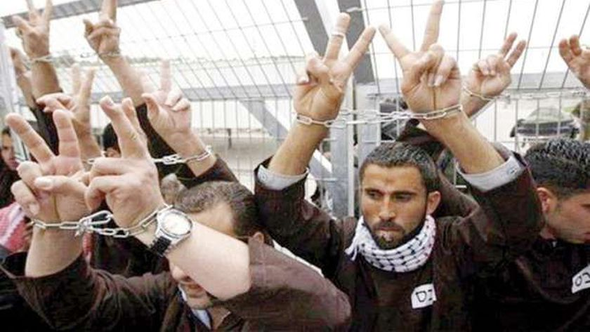 أسرى فلسطينيين