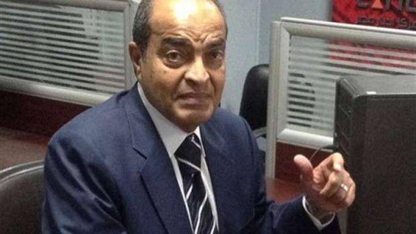 اللواء محمد زكي
