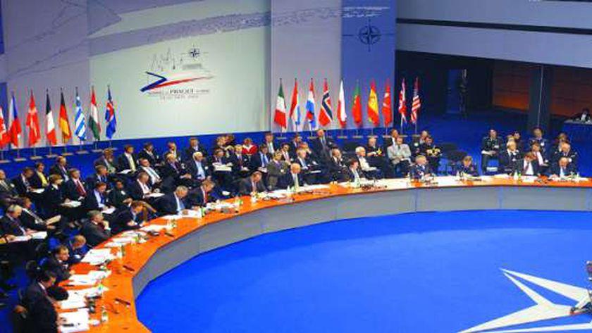 اجتماع سابق لدول حلف الناتو