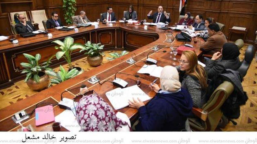 لجنة التضامن الاجتماعى
