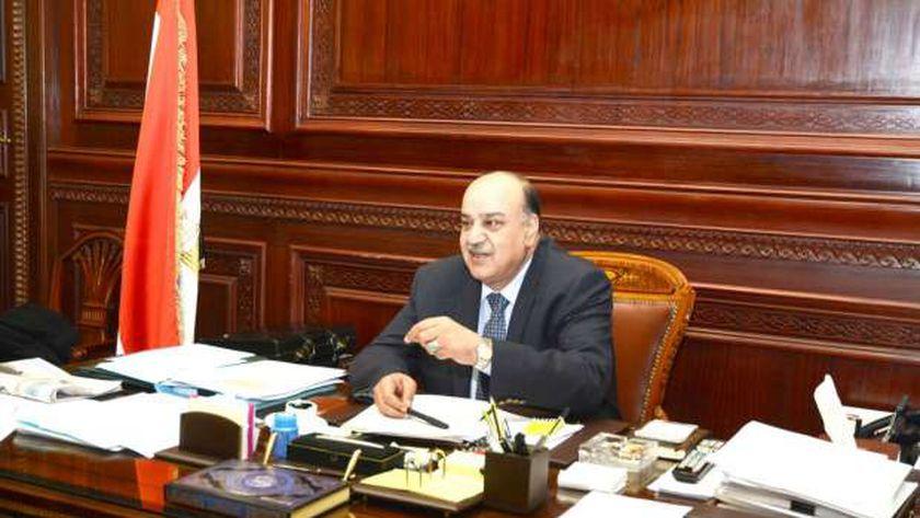 النائب أحمد رسلان رئيس لجنة الشئون العربية