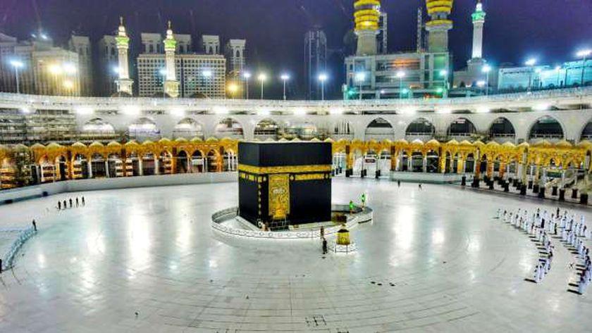 صلاة اول أيام رمضان 2021