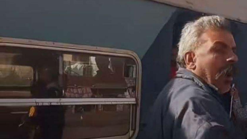 كمسري القطار
