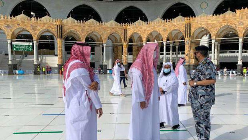 قوات أمن الحج ضبطت 87 شخصا حاولوا دخول المسجد الحرام بدون تصريح