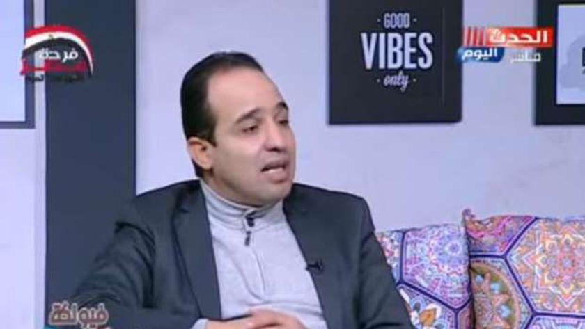 النائب محمد إسماعيل.. عضو مجلس النواب