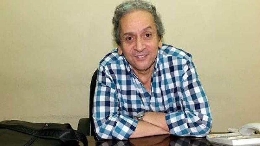 المخرج عمر عبد العزيز