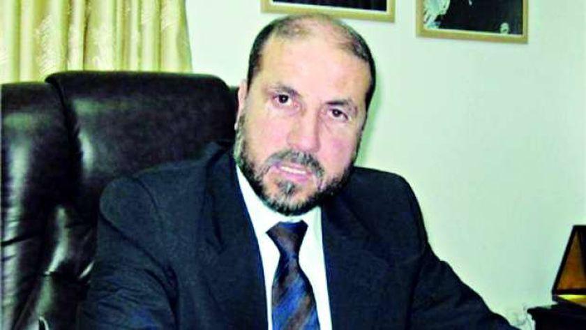 قاضي قضاة فلسطين والمستشار الخاص للرئيس الفلسطيني محمود الهباش