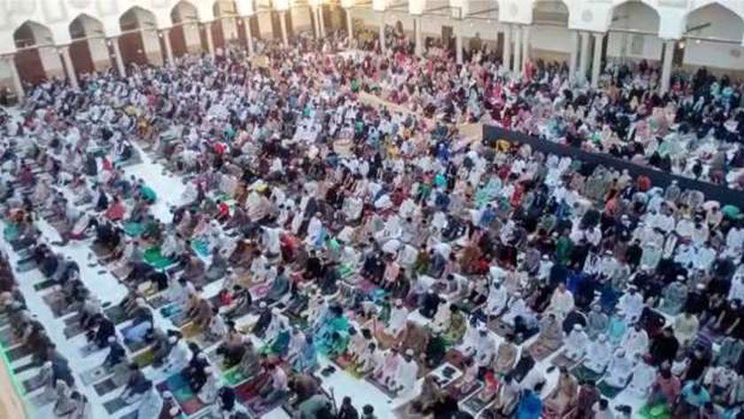موعد صلاة عيد الأضحى 2021 في محافظة قنا.. التوقيت والضوابط