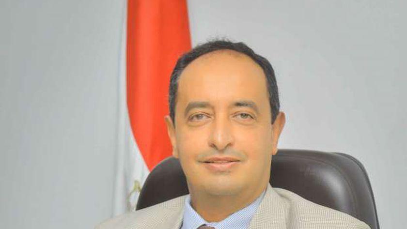 عمرو عثمان.. مدير صندوق مكافحة وعلاج الإدمان والتعاطي.. صورة أرشيفية