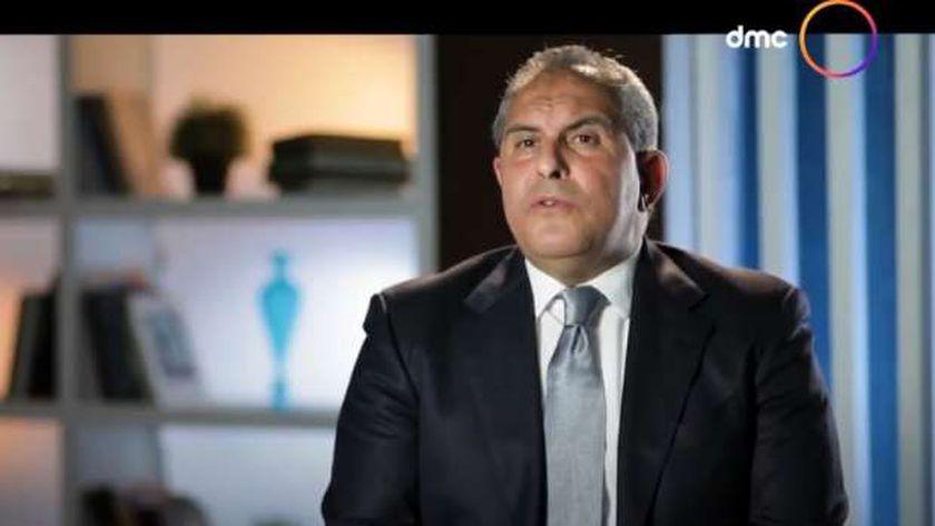 طاهر أبو زيد، وزير الرياضة الأسبق في حكومة «حازم الببلاوي»