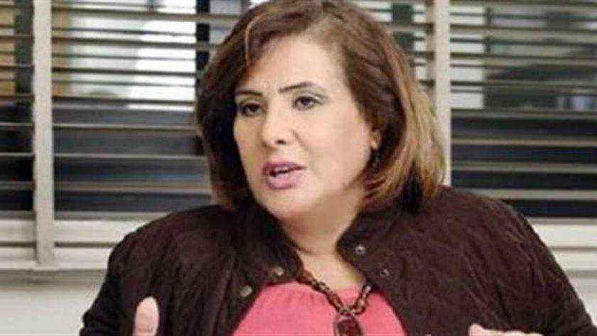 الدكتورة أماني الطويل خبيرة الشؤون الأفريقية بمركز الأهرام للدراسات الإستراتيجية